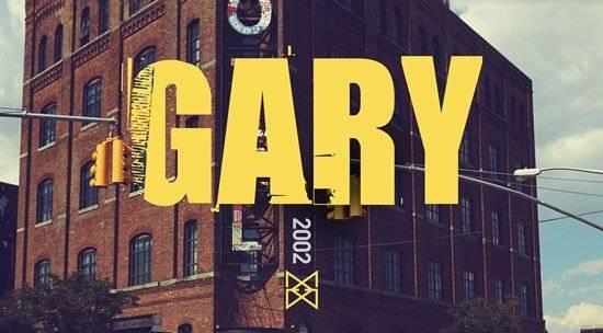 Gary — 2002 album jacket (2)