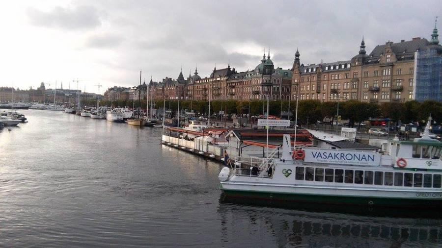 Vasakronor, Stockholm